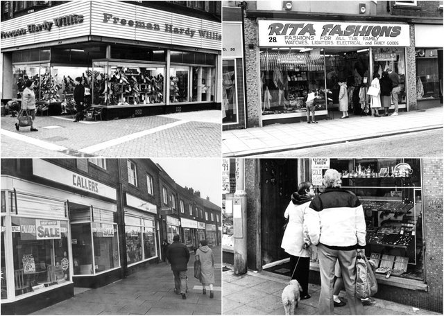 What was your favourite place to shop or have a pint in the 1980s?