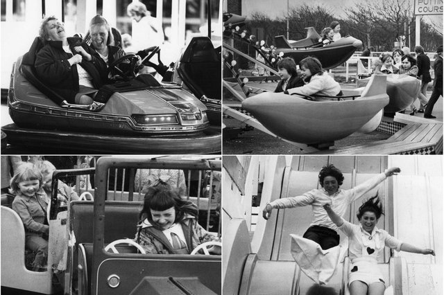 What was your favourite ride at the fairground?