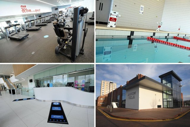 Reopening plans have been confirmed for South Tyneside Council's leisure facilities