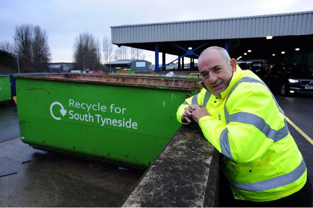 Staff are preparing for a bank holiday influx at the tip. Cllr Ernest Gibson has asked people to remember restrictions.