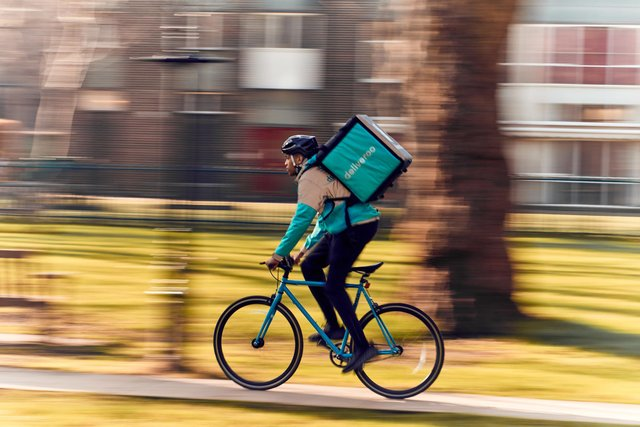 Deliveroo has launched in South Shields.