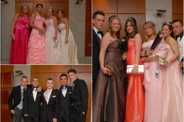 The Boldon School prom was held at the Marriott in Gateshead in 2007. Were you there?