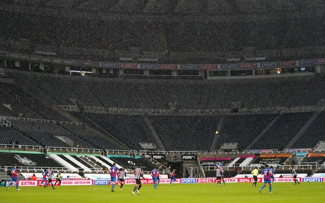 St. James Park. (Photo by Jon Super - Pool/Getty Images)