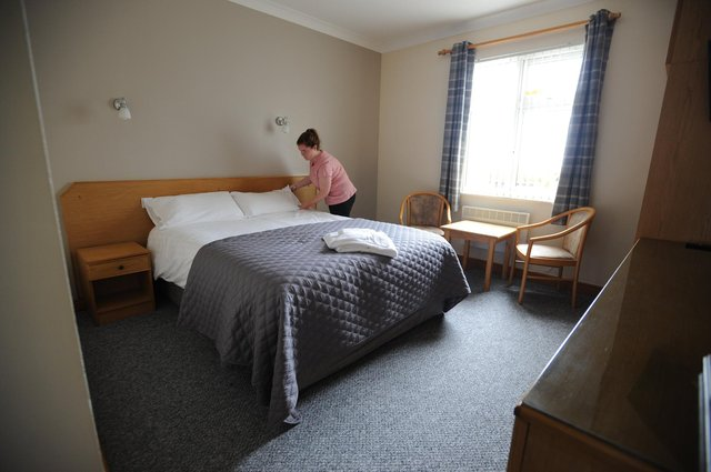 Little Haven Hotel is still hoping to welcome guests on Great North Run weekend