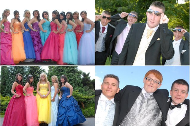 How many faces do you recognise in these Hebburn prom scenes?