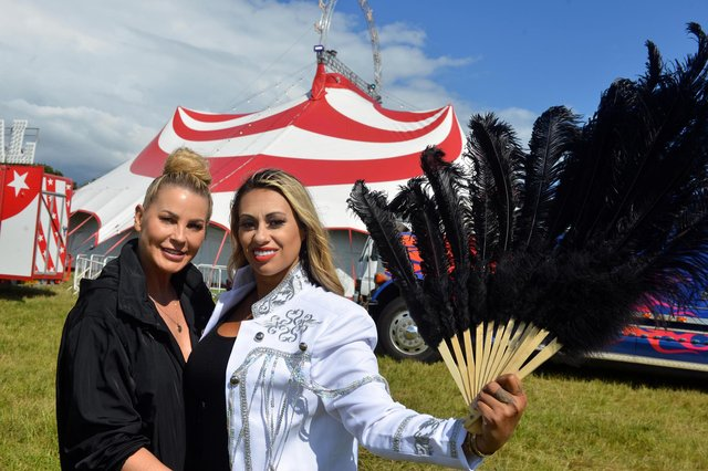 Planet Circus owner Tanya Mack has hired Karima Mohamed from South Shields.