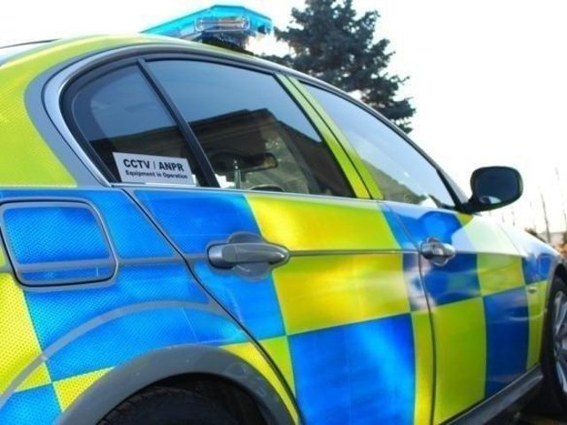 Northumbria Police have reopened the road following a 'serious' crash