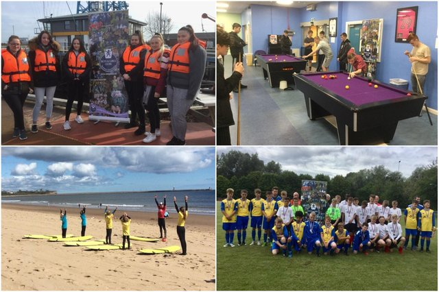 Durham Association of Boys and Girls Clubs (DABGC) has worked with sports clubs around the region to help young people fulfil their dreams.
