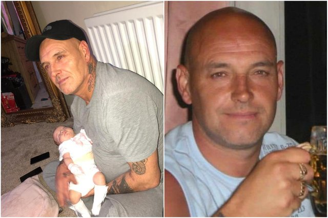 Much-loved granddad Tony Holmes tragically died in Spain in 2020.