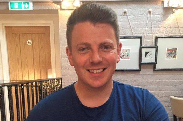 Dr Paul Crozier, who has died aged 34 after a battle with leukemia