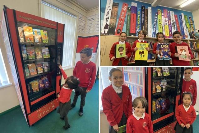 The magic of reading at St Joseph's