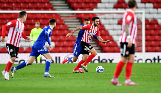 Conor McLaughlin is facing a battle to play again this season