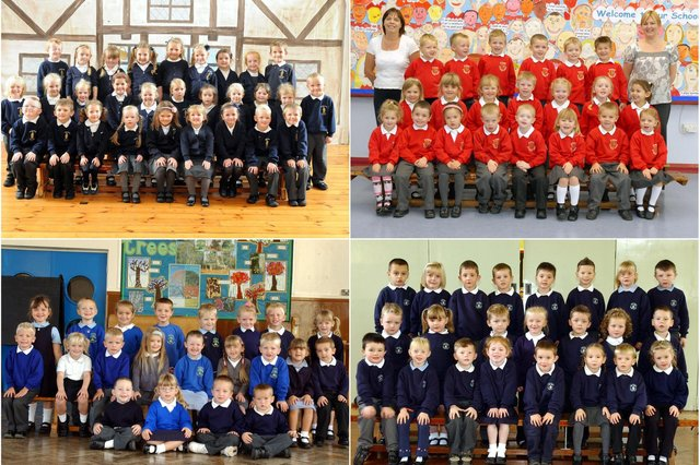 Is there a loved one of yours in our reception class selection of retro photos?