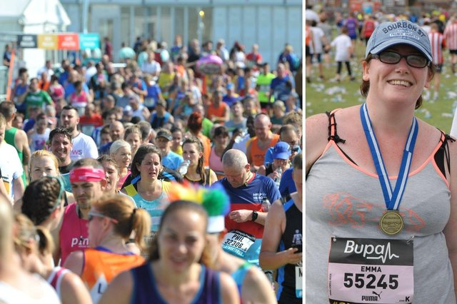 Emma Lewell-Buck has spoken of her disappointment after the Great North Run decision