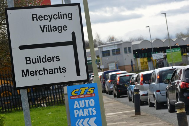 When South Shields' waste and recycling centres are open over Christmas and New Year
