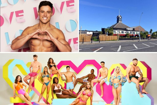 Love Island is to be screened by our own sun-kissed shores.