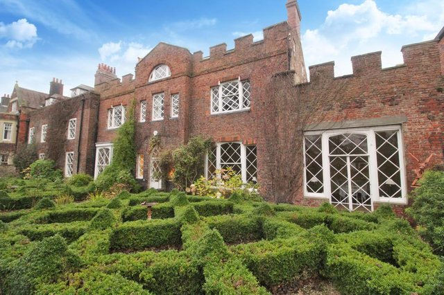 A historical house in South Shields is going for sale./Photo: Rightmove