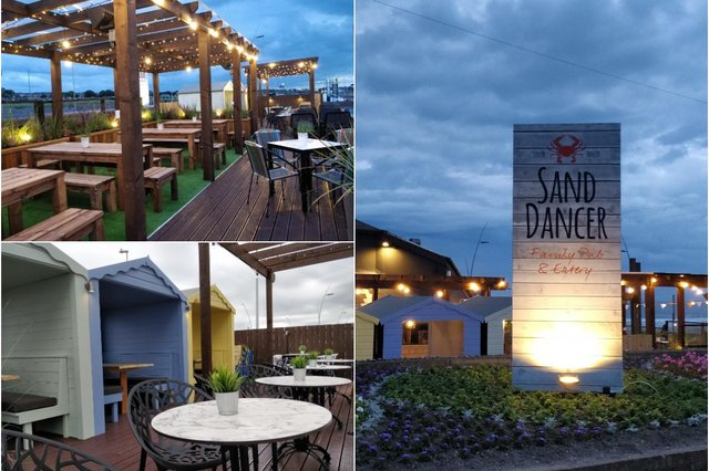 The Sand Dancer will reopen on Monday, July 6 after a major redevelopment.