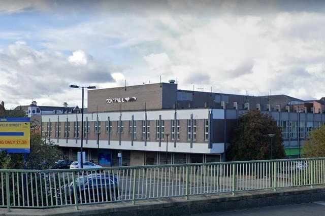 Former South Shields Central Library Picture: Google