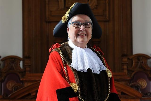Mayor of South Tyneside Cllr Pat Hay.