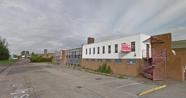Prospect House in Amos Ayre Place, South Tyneside, in 2012. The site is set for a new lease of life.