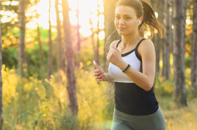 Outdoor exercise has many benefits for those looking to get their fitness back on track.