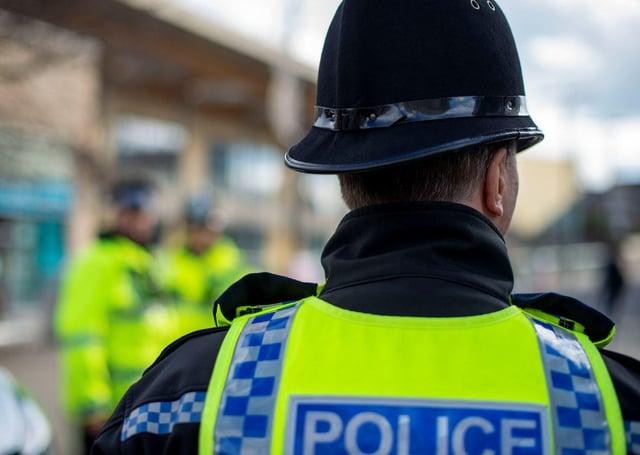 Two men have been arrested following a break in at a Hebburn shipyard