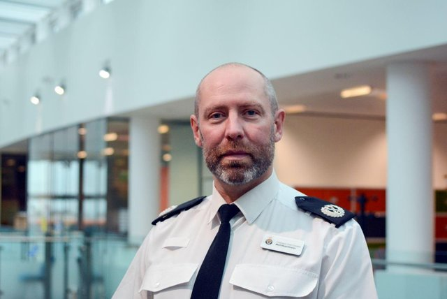 Assistant Chief Constable Neil Hutchison/Photo: Northumbria Police