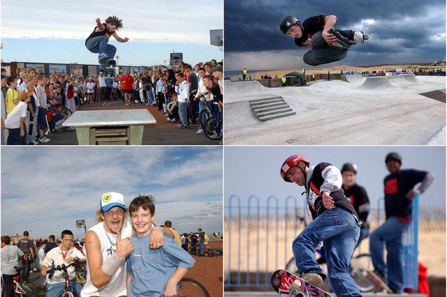 Is there a skateboarder in our photos that you know?