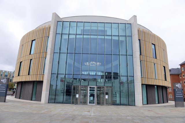 The Word in South Shields is one of the libraries where services are returning
