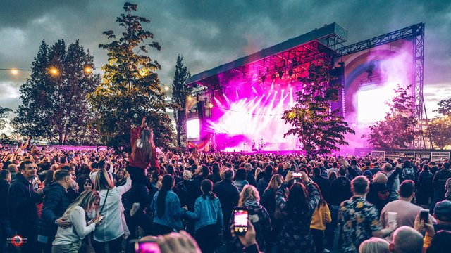 This is Tomorrow Festival returns in September, 2021. Photo by Darran Moore