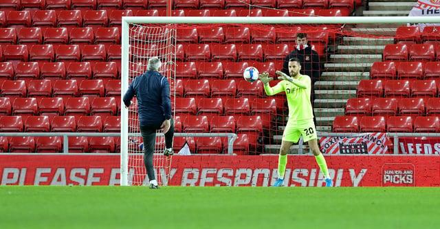 Sunderland stopper Remi Matthews