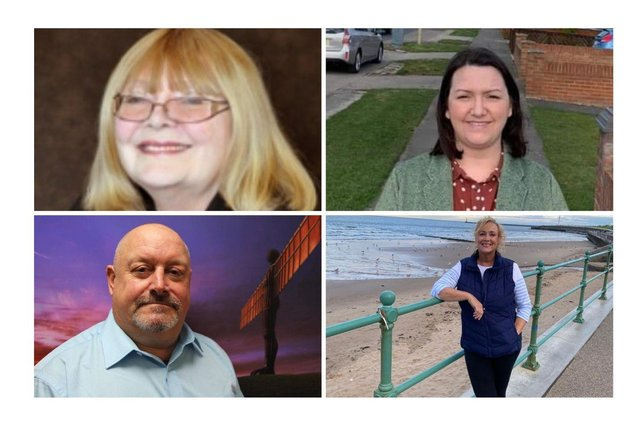 Meet the candidates for Whiteleas