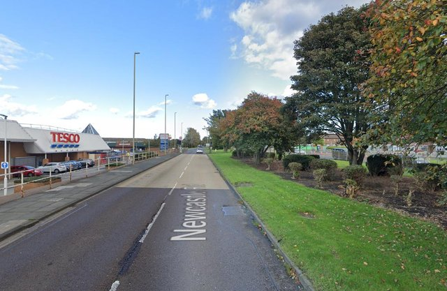 Drivers are being warned about work planned for Newcastle Road