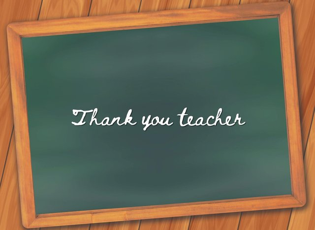 You can share a message for your child's teacher to be published in the paper.