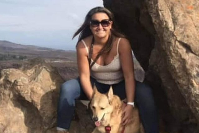 A GoFundMe campaign was launched to bring Danielle Sheriff home from Gran Canaria.