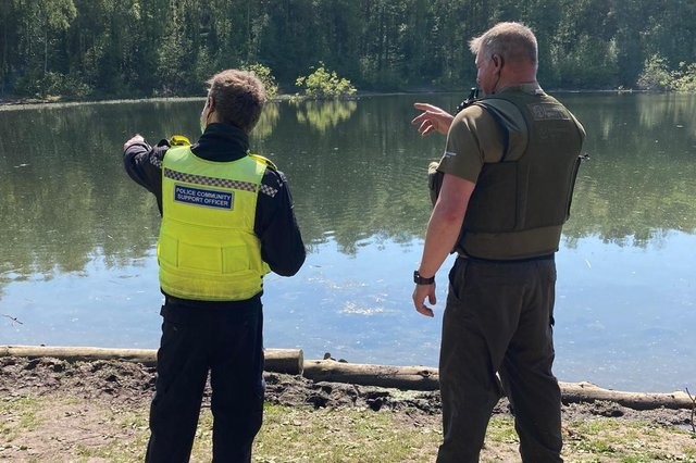 Anglers are reminded of the importance of buying a fishing licence