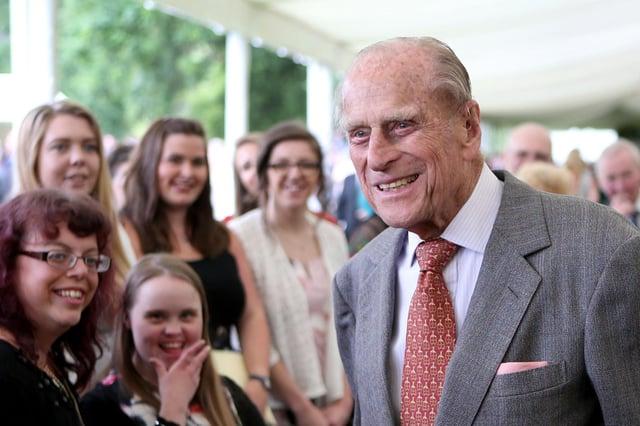 The Duke of Edinburgh has died aged 99