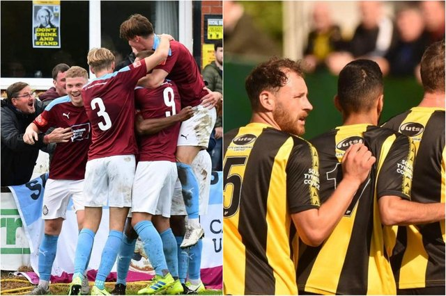 South Shields FC and Hebburn Town FC will take part in football's social media boycott to tackle online abuse and discrimination