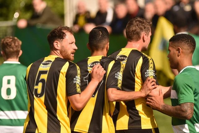 Hebburn Town FC will take on Consett AFC in the FA Vase final at Wembley on May 3.