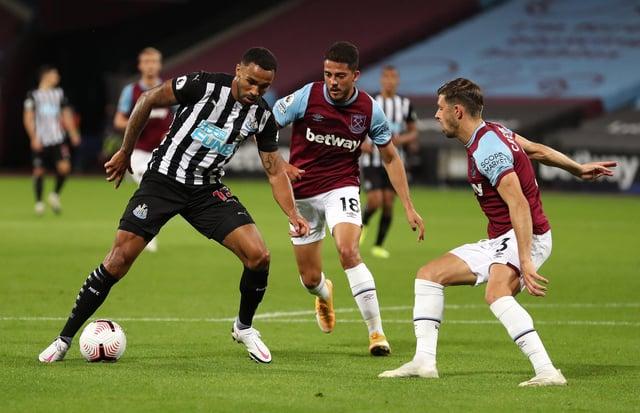 Mark Lawrenson makes shock Newcastle United prediction ahead of West Ham clash