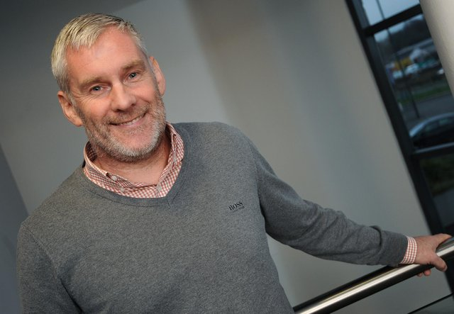 Former Newcastle United striker Tony Lormor discusses the launch of his cancer support group Bri