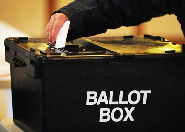 """""""Votingin local elections will have a huge impact, both on our local areas, and on our country as a whole."""""""