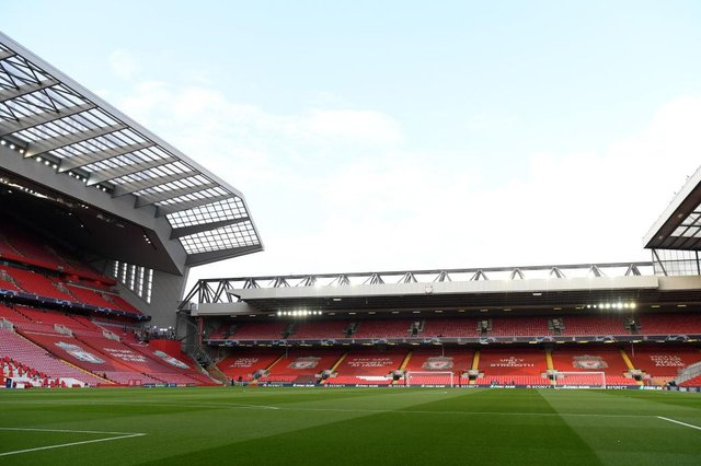 What channel is Liverpool v Newcastle United on? (Photo by Shaun Botterill/Getty Images)