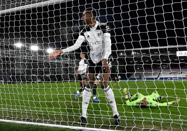 Fulham defender Tosin Adarabioyo has been linked with a summer move to Newcastle United. (Photo by Neil Hall - Pool/Getty Images)