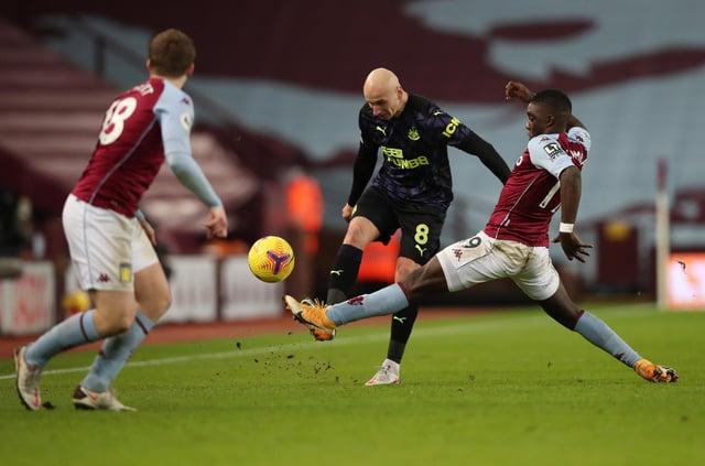Mark Lawrenson's Newcastle United vs Aston Villa prediction