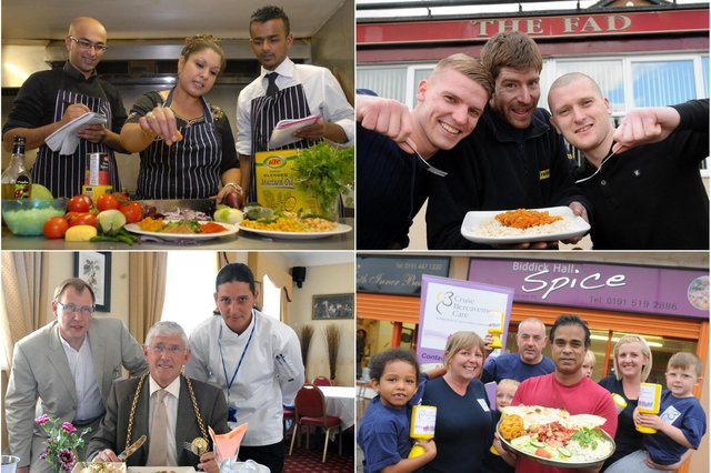 9 South Tyneside curry scenes for you to enjoy. Take a look.