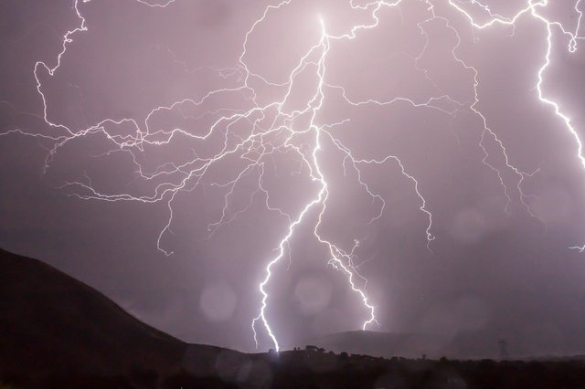 Thunderstorm set for North East.