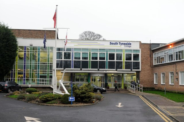 Gazette readers have been reacting to plans to move South Tyneside College.