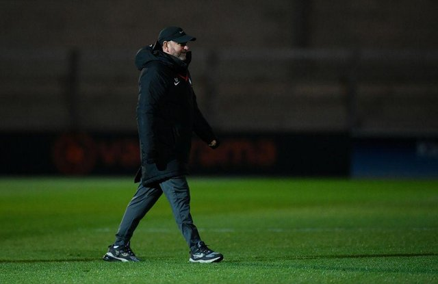 Gary Johnson, manager of Torquay United.